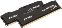 Kingston HyperX FURY 16GB DDR3 DIMM 1866 MHz Zwart (2x8GB)
