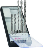 Bosch 5-delige SDS-Plus Robust Line Borenset Beton