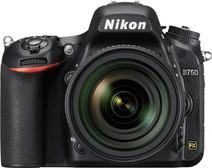 Nikon D750 + 24-85 mm VR