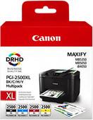 Cartouche Canon PGI-2500XL 4 Couleurs (9254B004)