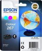 Epson 267 Pack 3-couleurs (C13T26704010)