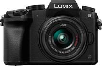 Panasonic Lumix DMC-G7 Noir + 14-42 mm
