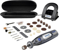 Dremel 8050 Micro + set d'accessoires de 35 pièces