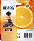 Epson 33 Cartouche Noir XL (C13T33514010)