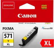 Canon CLI-571XL Cartridge Geel (0334C001)