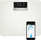 Garmin Index Smart Scale Blanc