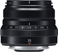 Fujifilm XF 35 mm f/2.0 R WR Noir