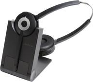 Jabra Pro 930 MS Duo Casque de bureau Sans fil