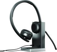 Logitech Wireless Headset Dual H820e Black