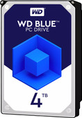 WD Blue HDD 4 To