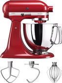 KitchenAid Artisan Mixeur 5KSM125 Rouge Empire