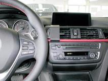 Brodit ProClip BMW Série 3 F30 à partir de 2012 Fixation Centrale