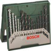 Bosch 15-delige Borenset