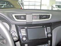 Brodit ProClip Nissan Qashqai à partir de 2014 Fixation Centrale