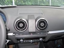 Brodit ProClip Audi A3 à partir de 2013 Fixation Centrale