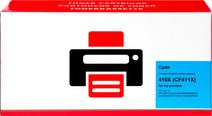 Pixeljet 410X Toner Cyaan XL voor HP printers (CF411X)