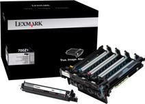 Lexmark 700Z1 Zwart (70C0Z10)