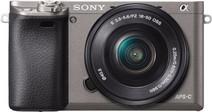 Sony Alpha A6000 Gris + PZ 16-50 mm OSS