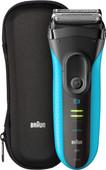 Braun Series 3 3045wd Noir/Bleu