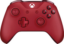 Microsoft Xbox One Wireless Controller Red