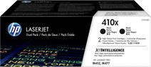 HP 410X Toner Noir XL Lot de 2 (CF410XD)