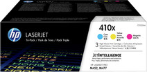 HP 410X Pack 3 couleurs (CF252XM)
