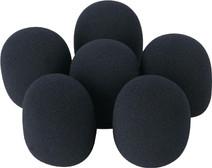 DAP-Audio D1320 Microphone Windscreens (set of 6)