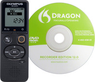 Olympus VN-541 PC with DNS Software