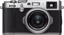Fujifilm X100F Argent