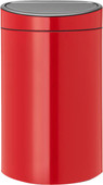 Brabantia Touch Bin 40 Liters Passion Red
