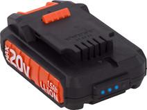 Powerplus Dual Power Batterie 20 V 1,5 Ah lithium-ion
