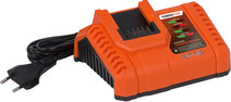 Powerplus Dual Power Battery Charger 20-40V