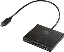 HP USB C naar Multi Port Kabel Converter