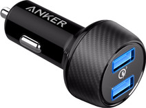 Anker Powerdrive Speed Chargeur de voiture 2 Ports USB 18 W