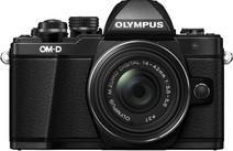 Olympus OM-D E-M10 Mark II Black + 14-42mm IIR