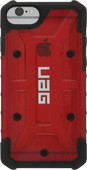 UAG Plasma Magma Apple iPhone 6/6s/7/8 Back Cover Rood