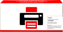 Pixeljet TN-245 Jaune pour imprimantes Brother