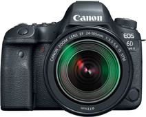 Canon EOS 6D Mark II + 24-105mm STM