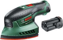 Bosch EasySander 12 + 2e batterie