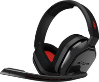 Astro A10 Casque Gaming pour PC Rouge