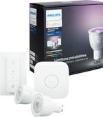 Philips HUE GU10 Kit de démarrage avec variateur