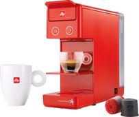 Illy Y3 Espresso & Coffee Rood
