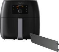 Philips Avance Airfryer XXL HD9652/90 Noir + Séparateur de poêle