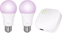 Trust Smart Home White and Color E27 Starter kit