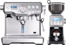 Solis Barista Triple Heat + Caffissima Digital Moulin à café