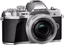 Olympus OM-D E-M10 Mark III Body Silver + 14-42mm