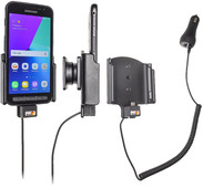 Brodit Mount Samsung Galaxy Xcover 4 with charger
