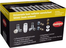Best Design Universal Luxury Radiator connection set Axial