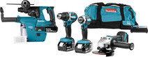 Makita DLX4103W Ensemble combiné