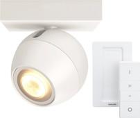 Philips Hue Buckram Spot Blanc avec Variateur